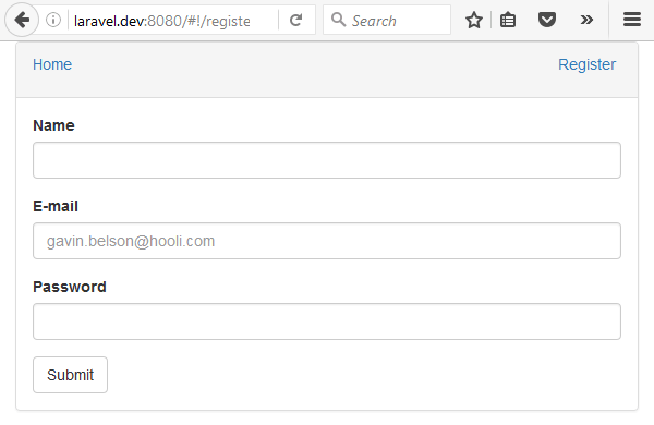 JimFrenette com | Laravel JWT Auth with Vue js